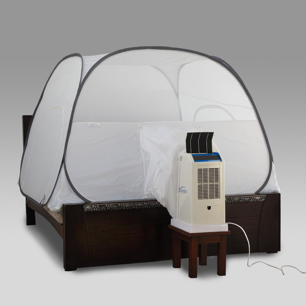 Energy-Saver PC9+plus Air Conditioner with DC Inverter and free Igloo Tent