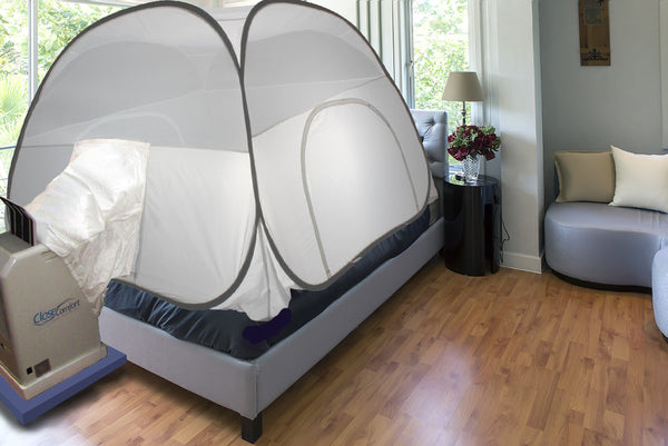 Luxury Imported Box Tent