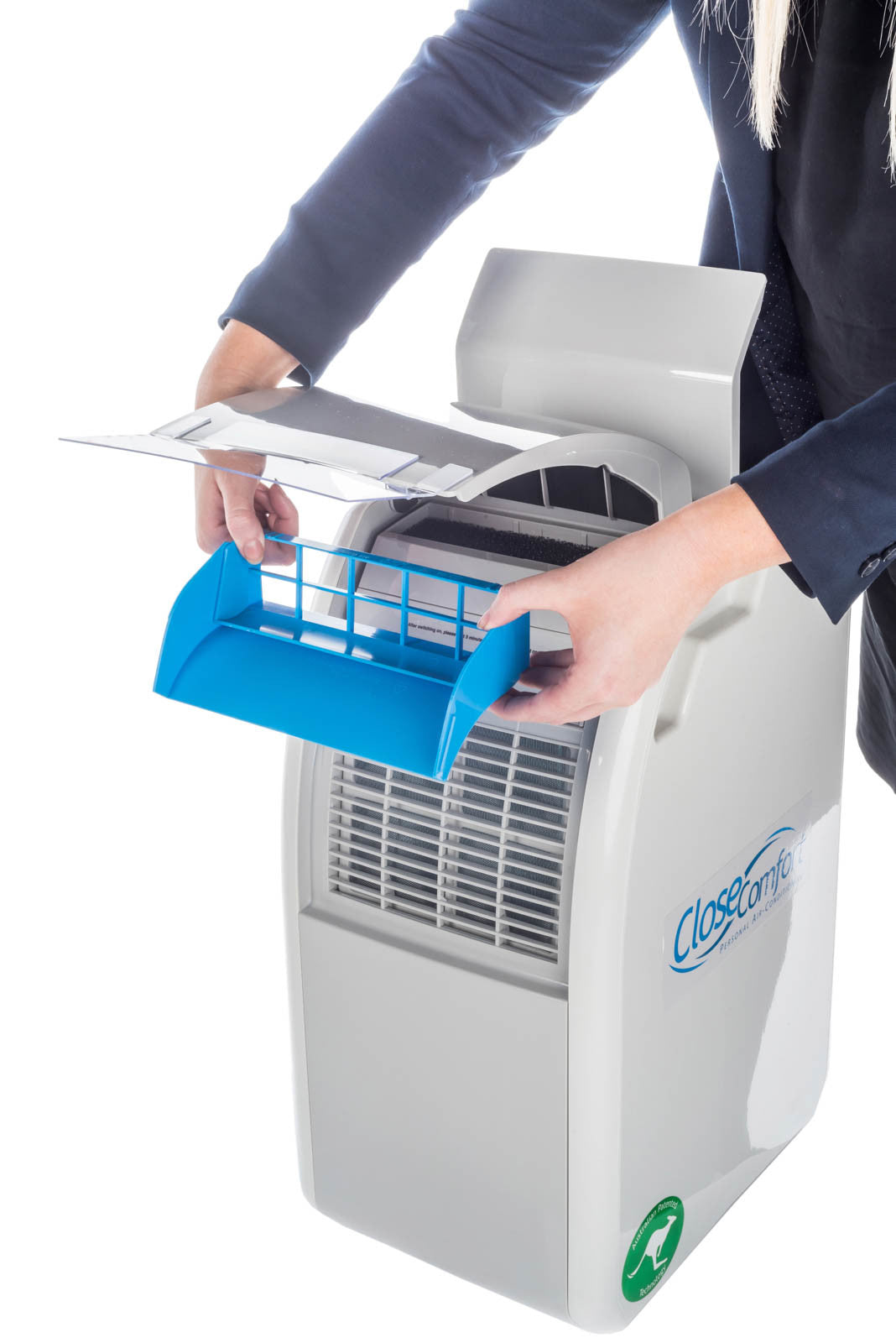 PC8 Air Conditioner with Free Cool Focus*