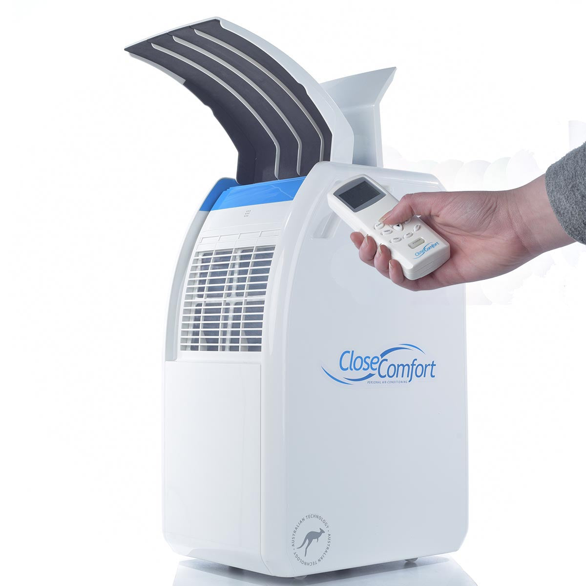 """COOL FOCUS"" Energy-Saver Air Conditioner with DC Inverter and free Igloo Tent"