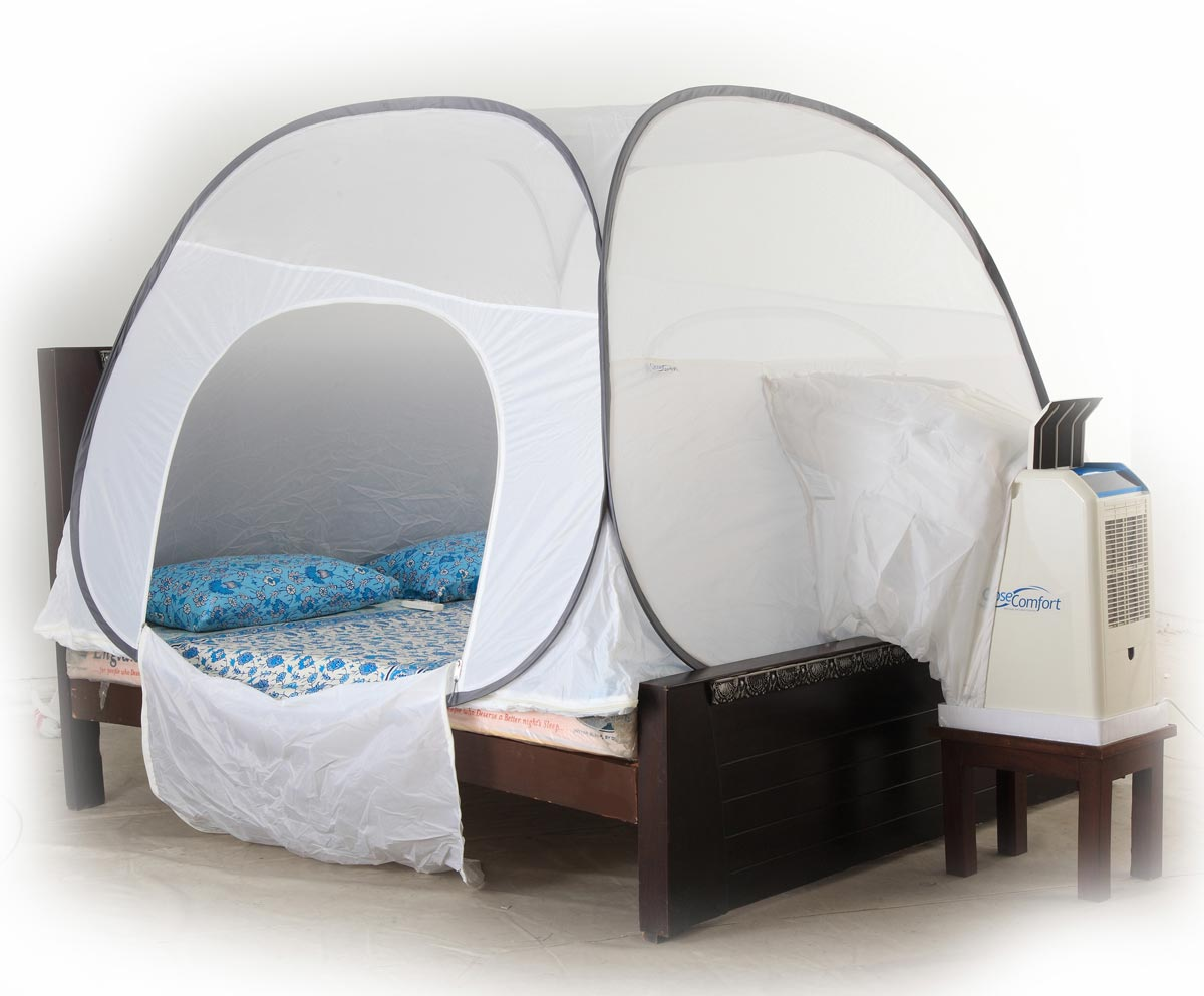 """EASY FOCUS"" Energy Saver Air Conditioner with free Igloo tent"