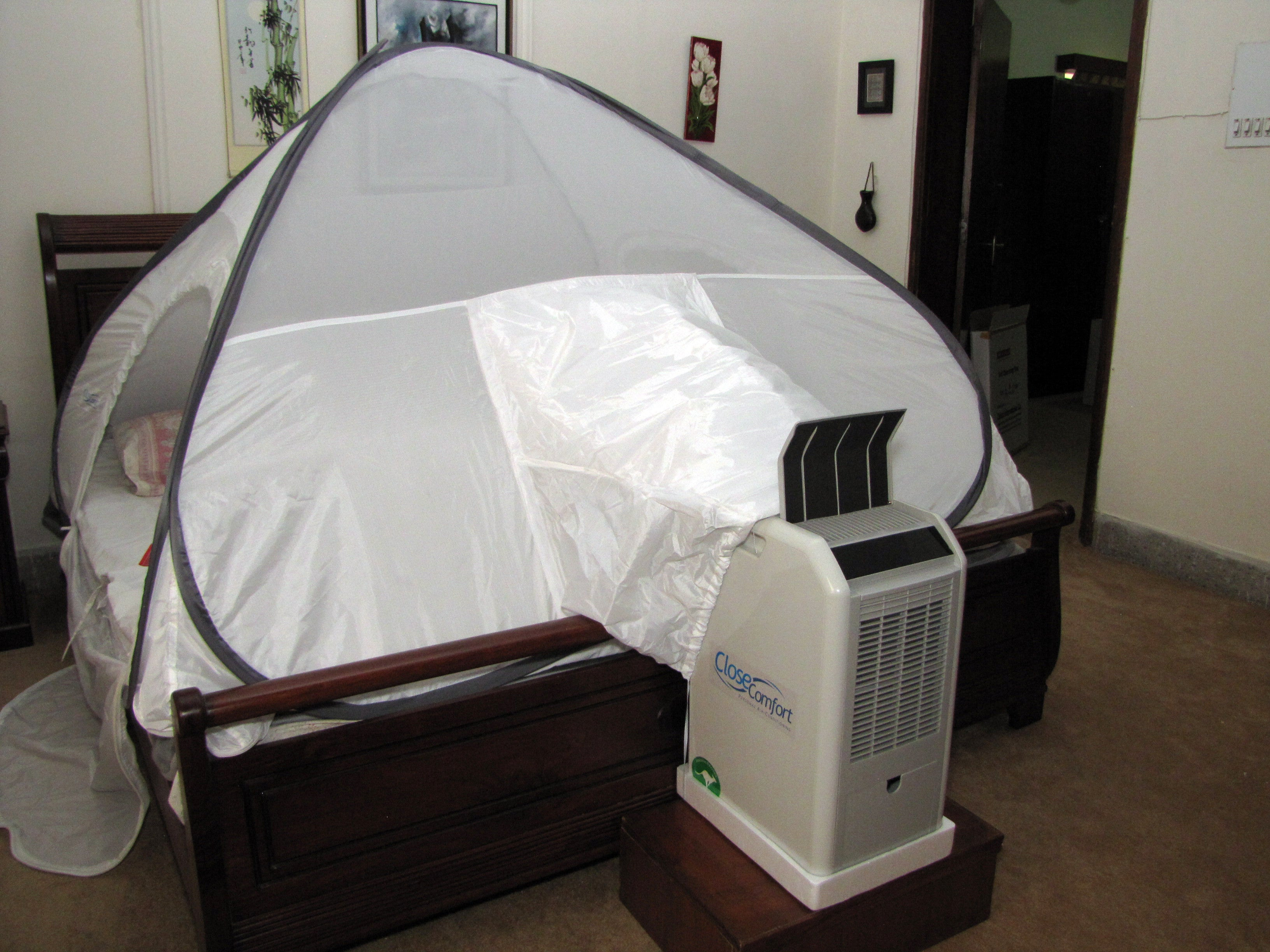Energy Saver PC8 Air Conditioner with Free Pyramid Tent (Slightly Used)
