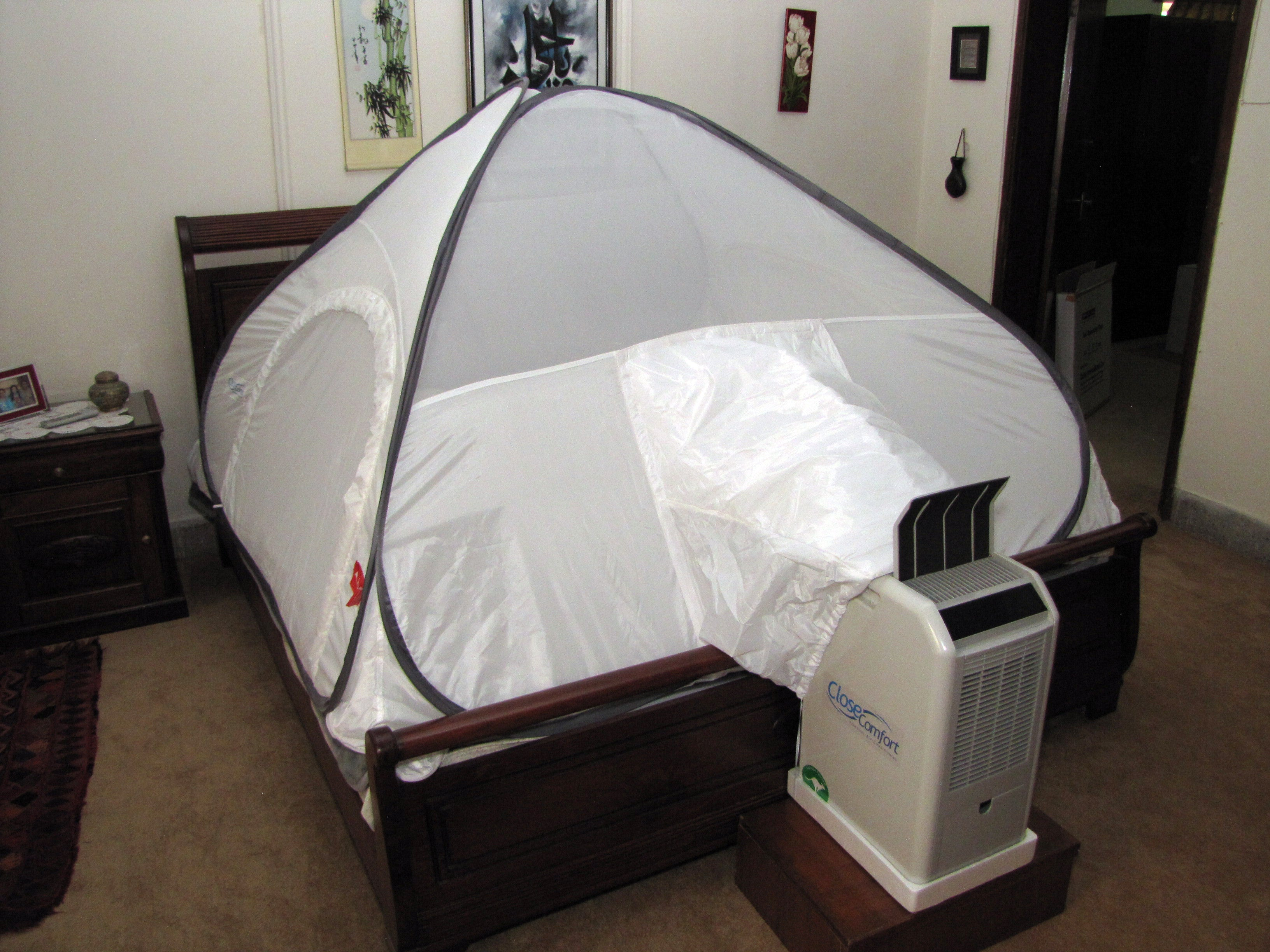Energy Saver Pc8 Air Conditioner With Free Pyramid Tent
