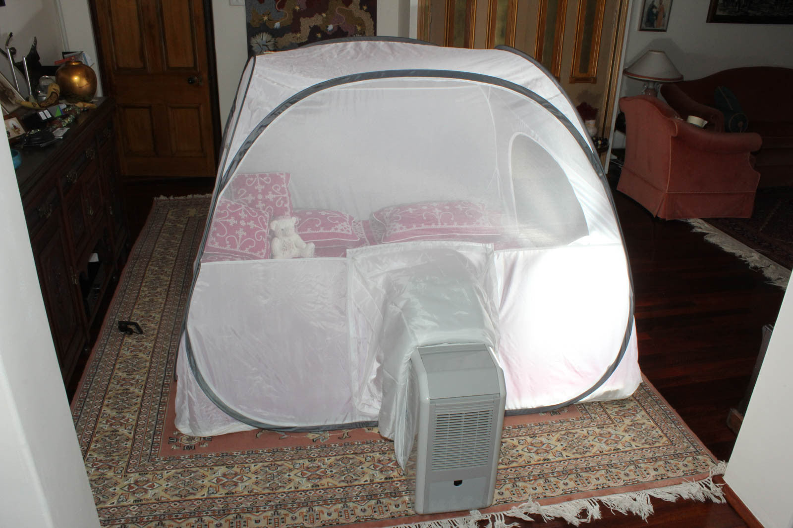 Luxury Igloo Tent