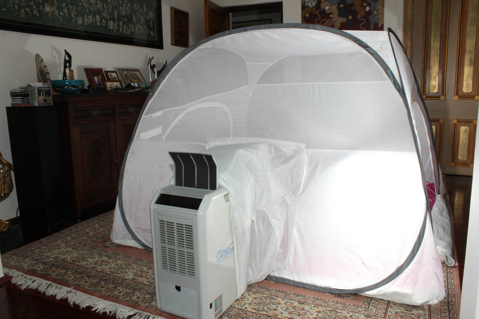 Energy-Saver PC8 Air Conditioner with free Igloo Tent
