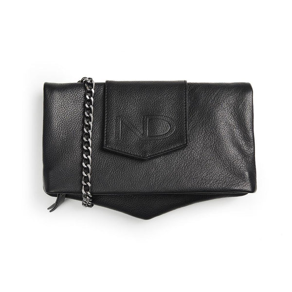 ND folded bag - m. 90 cm crossbody kæde