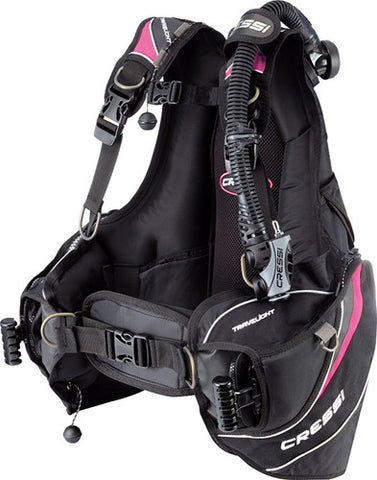 Cressi Women's Travellight BCD