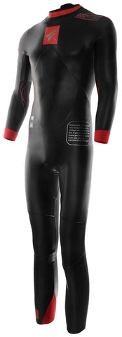 Rocket AquaSense Wetsuit | Men's Long Sleeve MAGLOCK Reverse Zipper