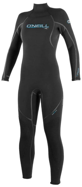 O´neill Wetsuits Sector Fsw Full 3 mm Woman 2016