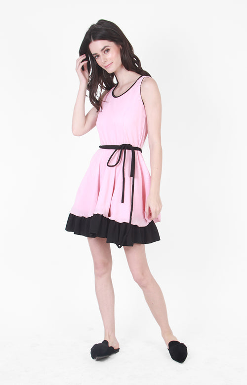 Hills Dress In Pink