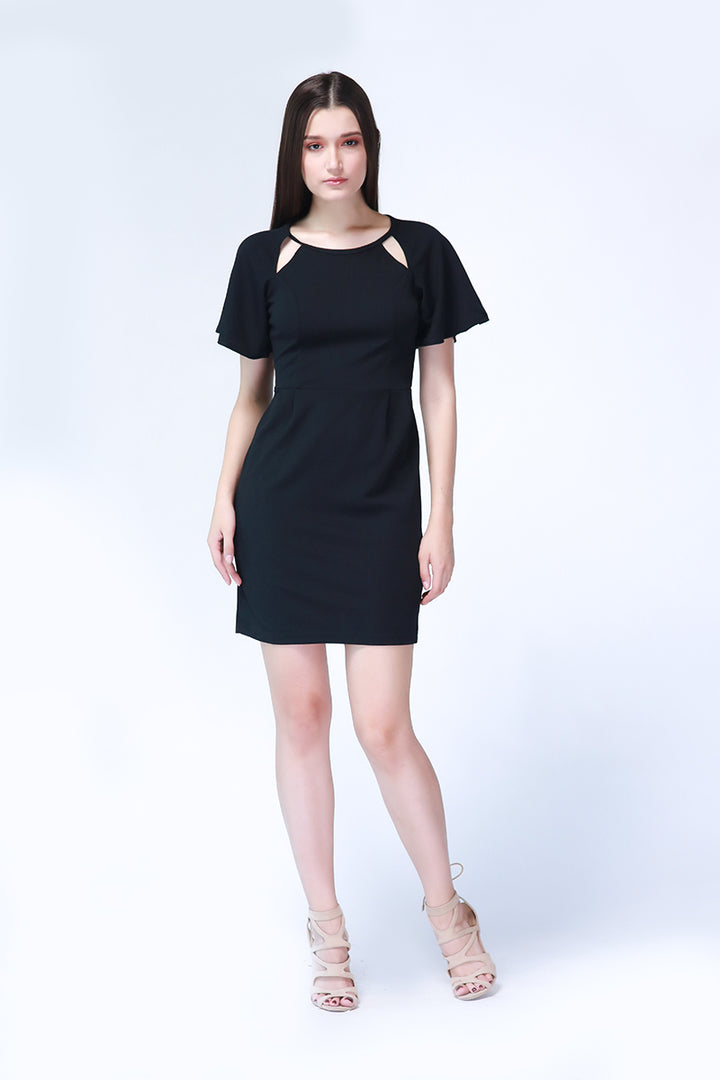 a14079c757474 ... Adrienne Dress in Black. Mobile Gallery