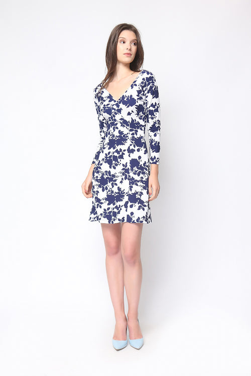 Nadine Dress in Floral Print