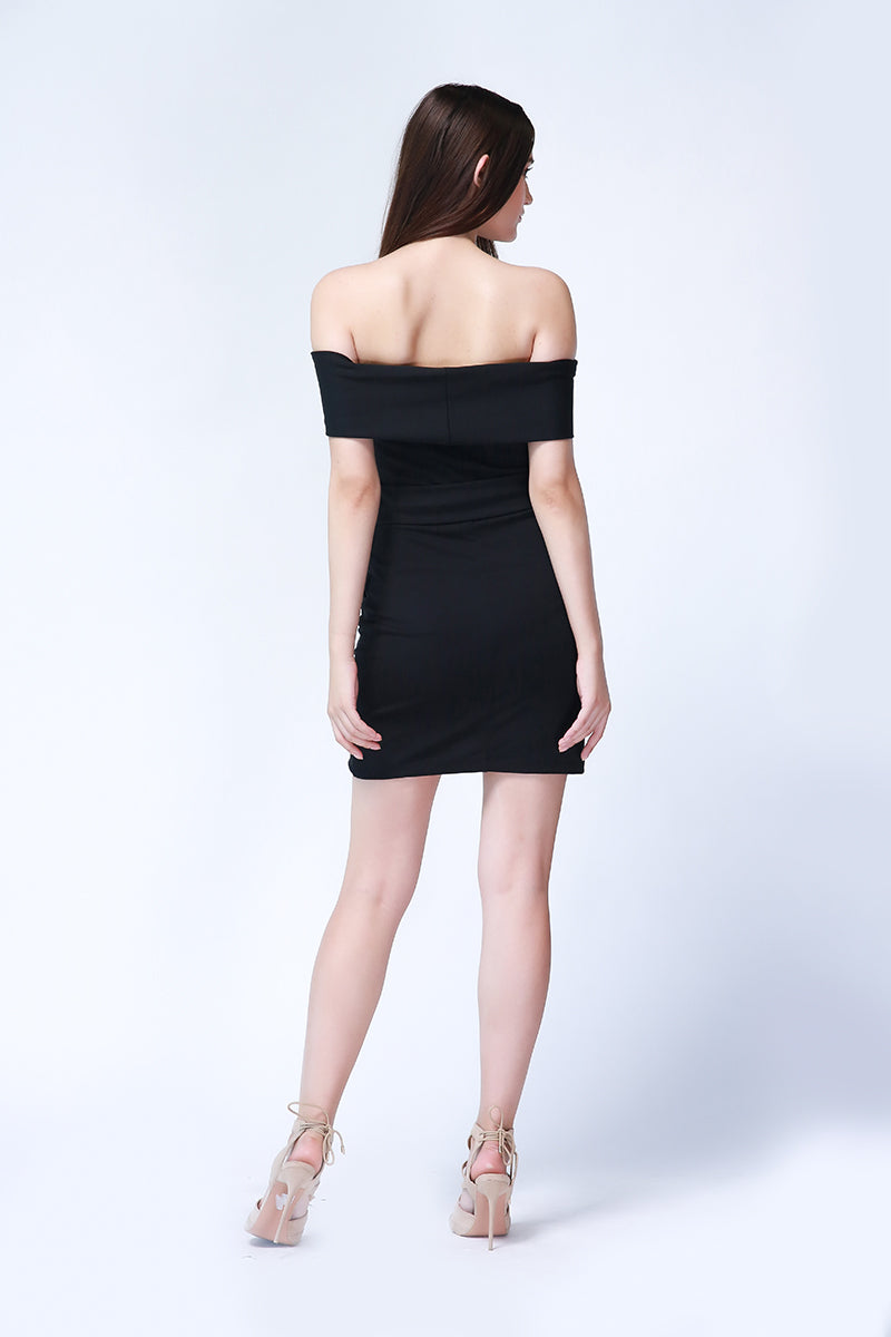 Revenge Dress in Black