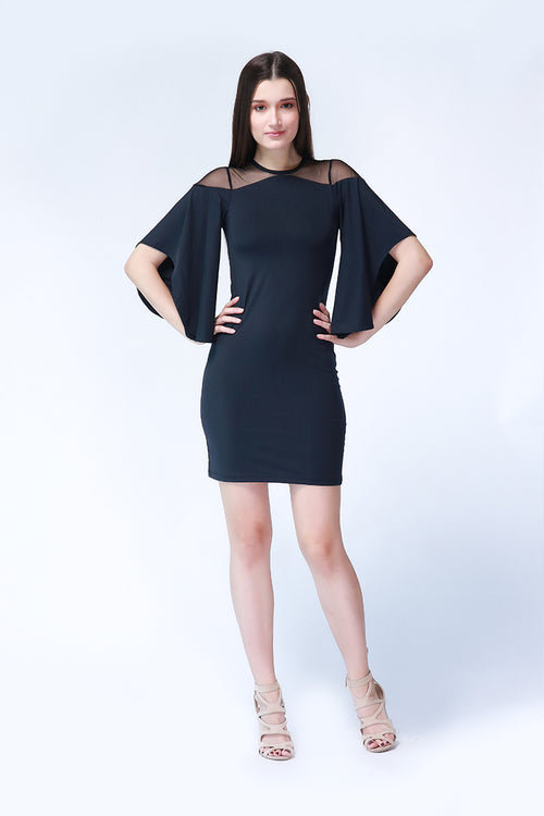Renee Dress in Black