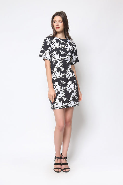 Momo Dress in Floral Print