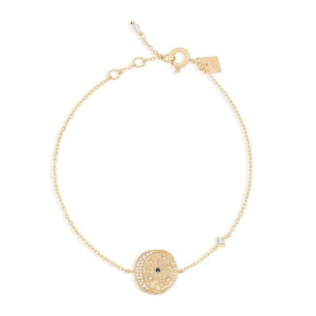 Heavenly Moonlight Bracelet - Gold