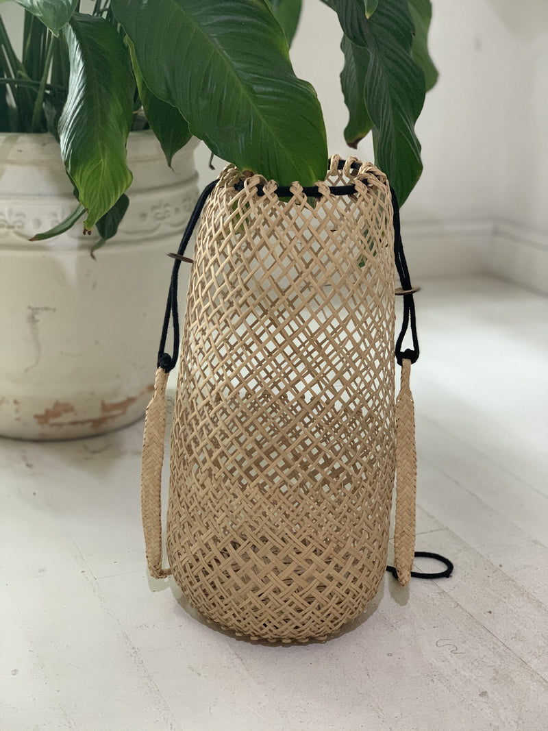 Seagrass Fisherman's Bag