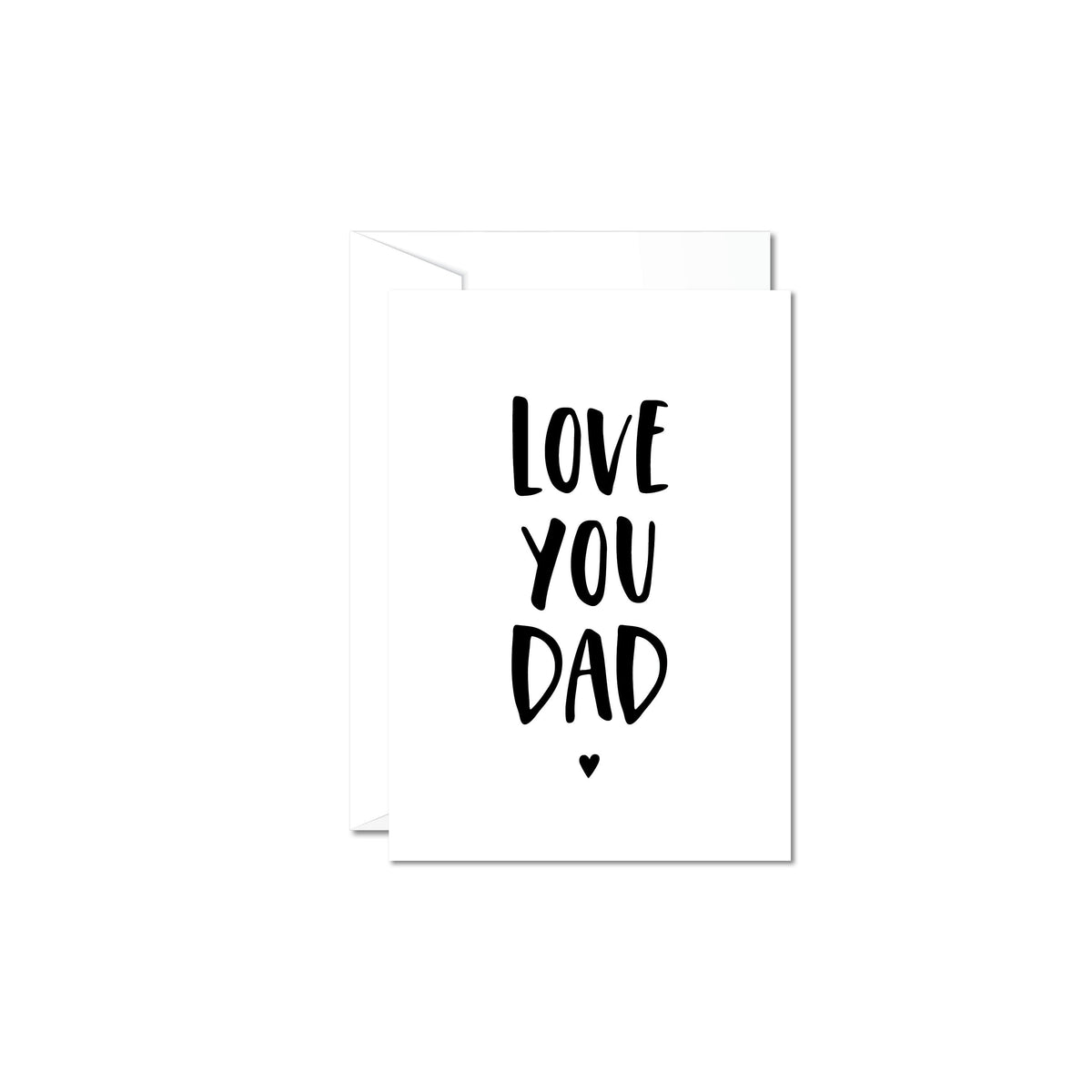 NZ Fathers day gifts for him from Boxsmith Gift Boxes and NZ Gift Hampers. The 'Love You Dad' card is the perfect accompaniment to your Fathers day gift. Easy delivery NZ wide of our online NZ gifts for him