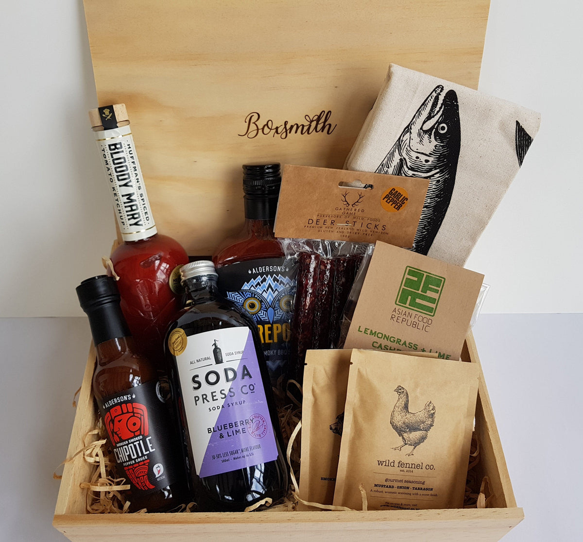 Luxury Food Gift Boxes & Hampers - Online Gifts- Easy delivery NZ wide