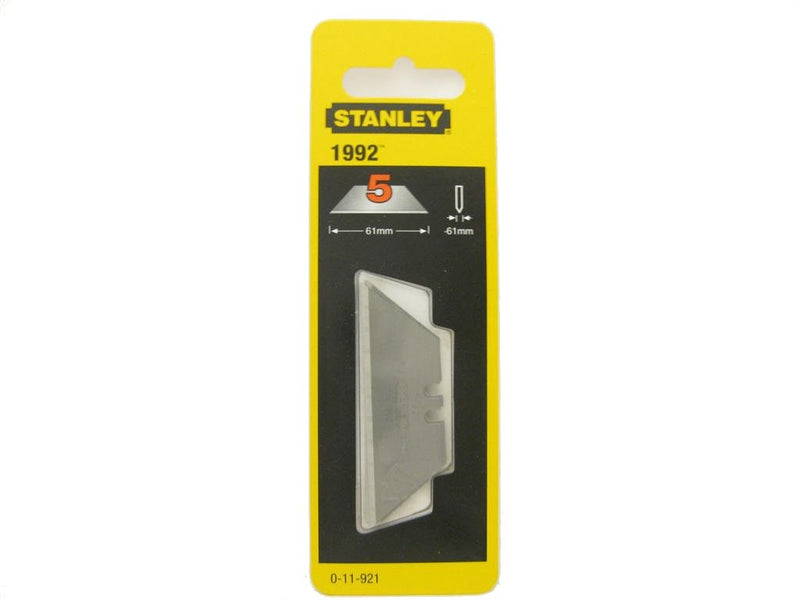 Stanley HD Utility Knife Blades Pack of 5