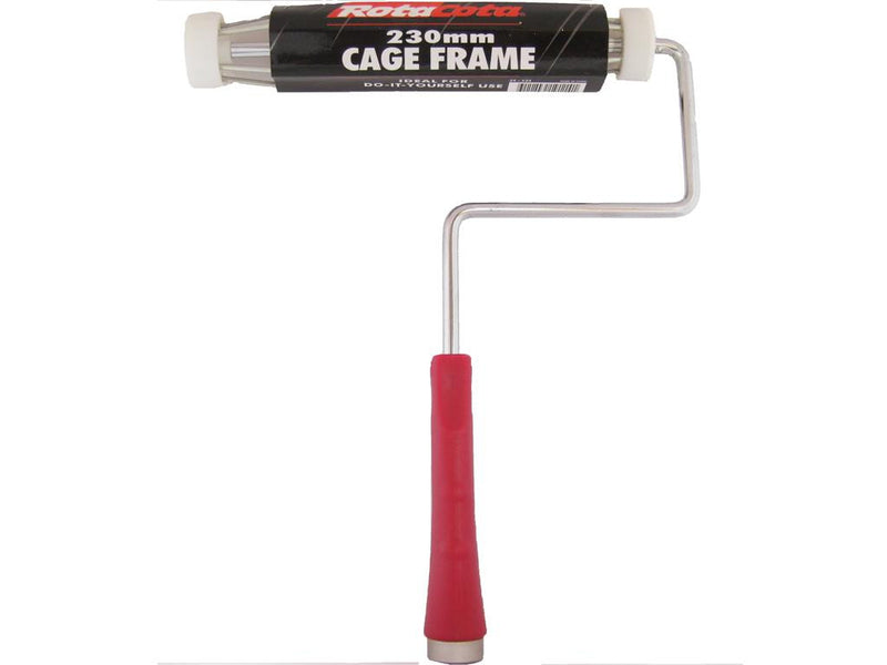 Paint Roller Cage Frame 230mm