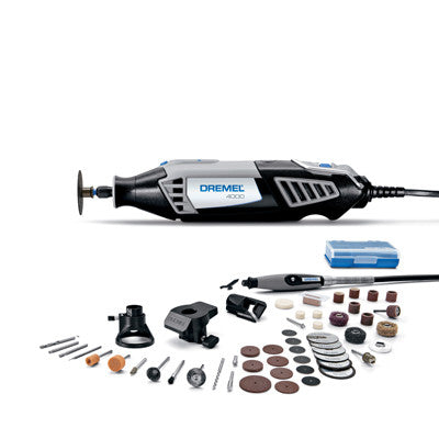 Dremel 4000-4/50 High Performance Rotary Tool Kit