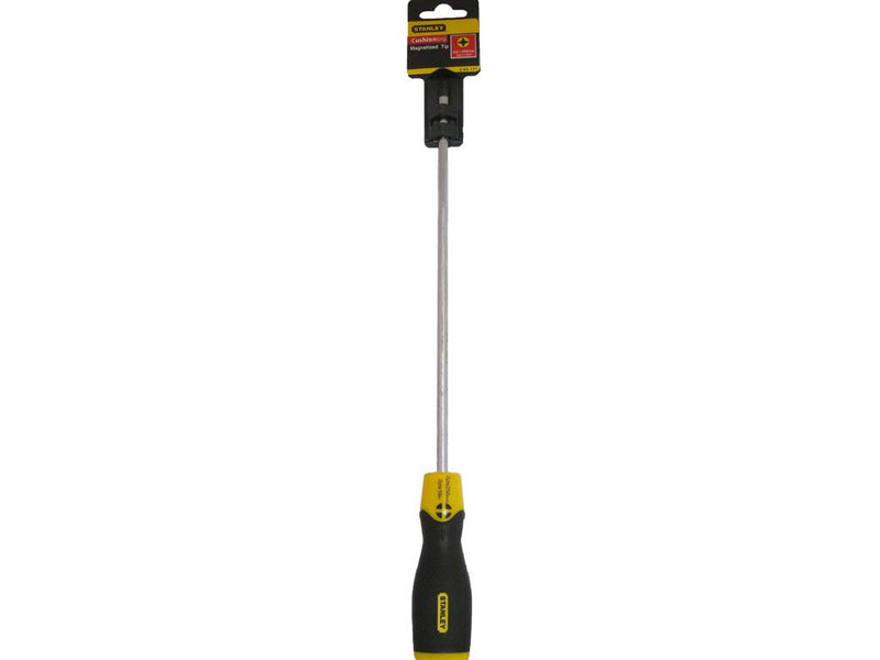 Stanley Cushion Grip Screwdriver 250mm Phillips #2