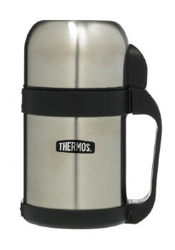 Thermos Dura-Vac 0.75 Litre Stainless Steel Food Flask: DV75FF