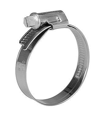 Norma Hose Clamp Stainless Steel 16mm to 27mm