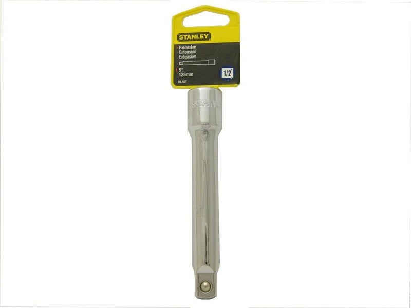 Stanley 1/2 Inch Drive 125mm Extension