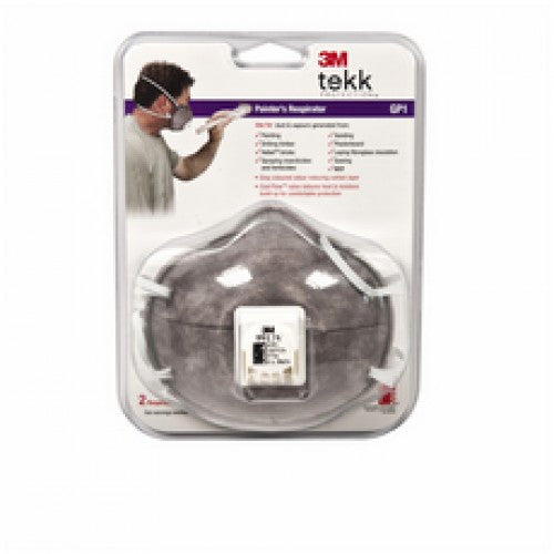 3M Painter's Respirator Pack of 2