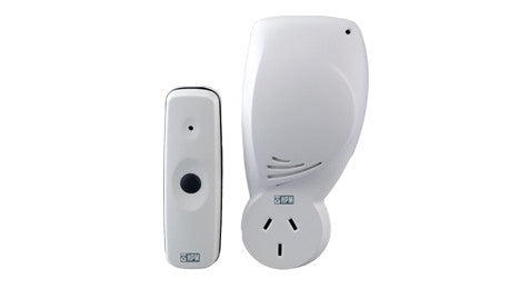 HPM Wireless Plug-In Door Chime 70m: D641/PILR