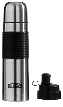 Thermos Dura-Vac 0.5 Litre Sports Stainless Steel Flask: DV50SSB