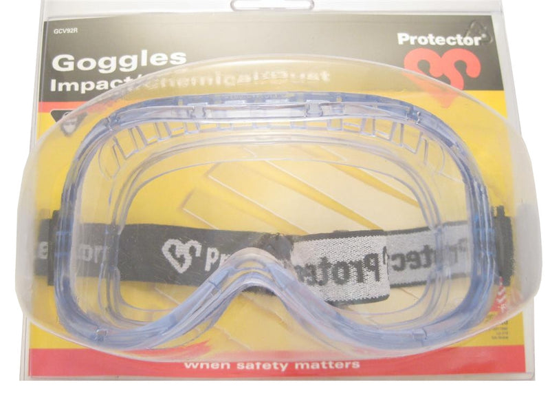 Protector Wide Vision Goggles