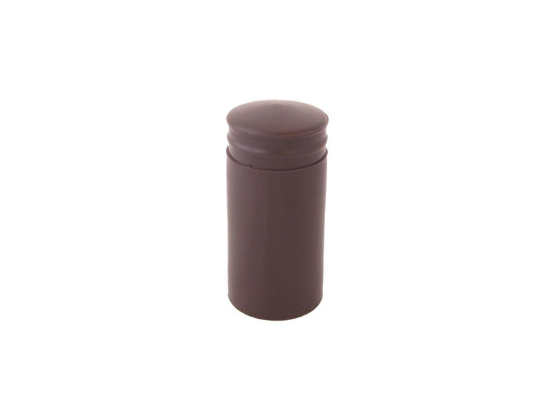 Brown Cushioned Door Stop