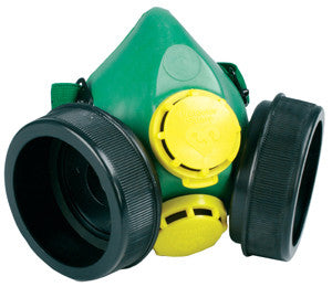 Protector Twin Filter Respirator: Medium - Large