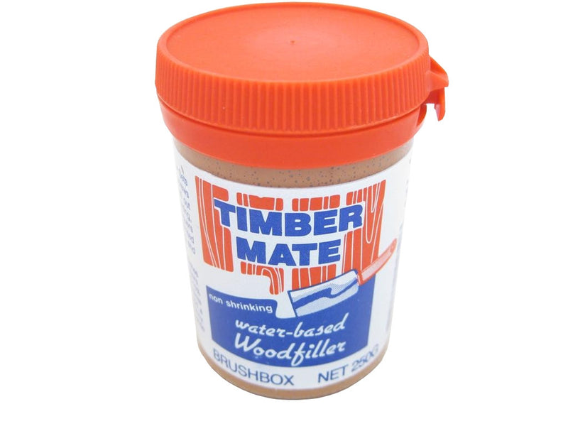Timbermate Brushbox Wood Filler 250g
