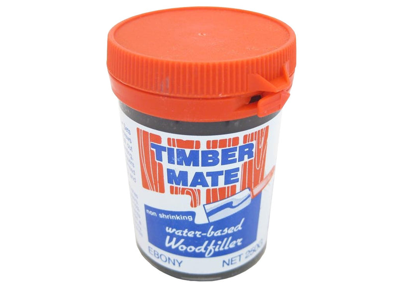 Timbermate Ebony Wood Filler 250g