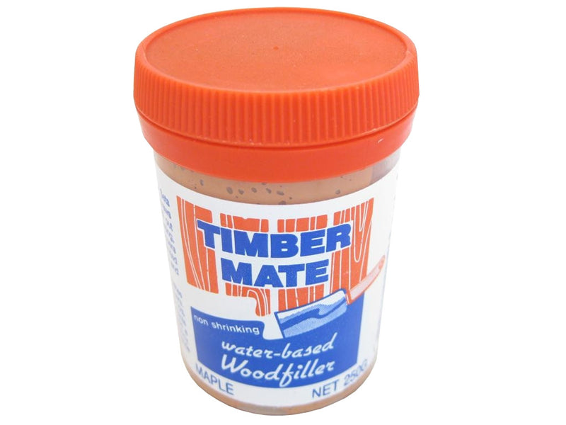 Timbermate Maple Wood Filler 250g
