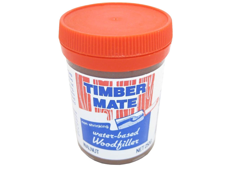 Timbermate Walnut Wood Filler 250g