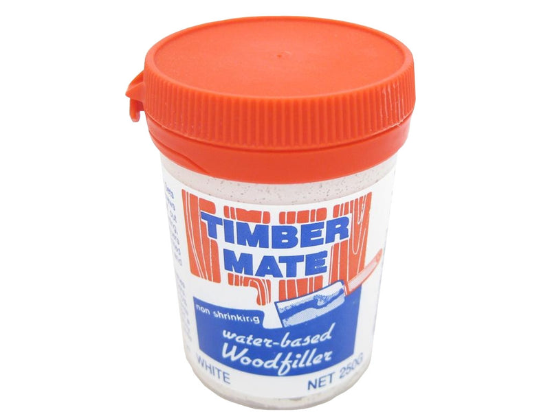 Timbermate White Wood Filler 250g