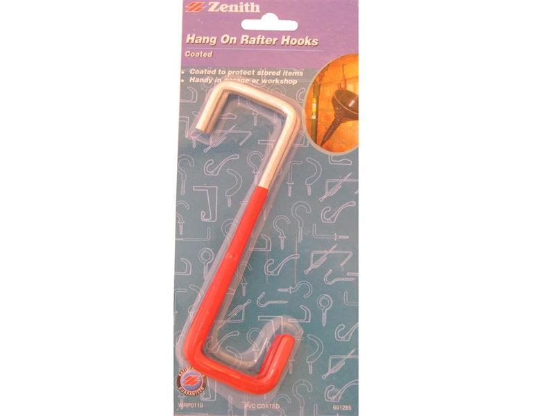 Rafter Hooks PVC Coated Pack of 2