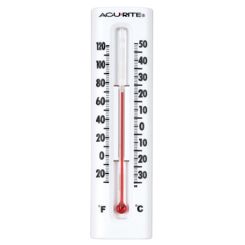 AcuRite 157mm Indoor Outdoor Thermometer