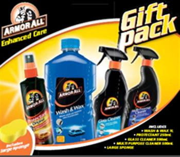 ArmorAll Car Cleaner Gift Pack