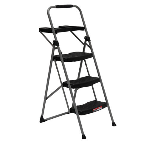 Bailey Stepright Step Ladder with Tool Tray
