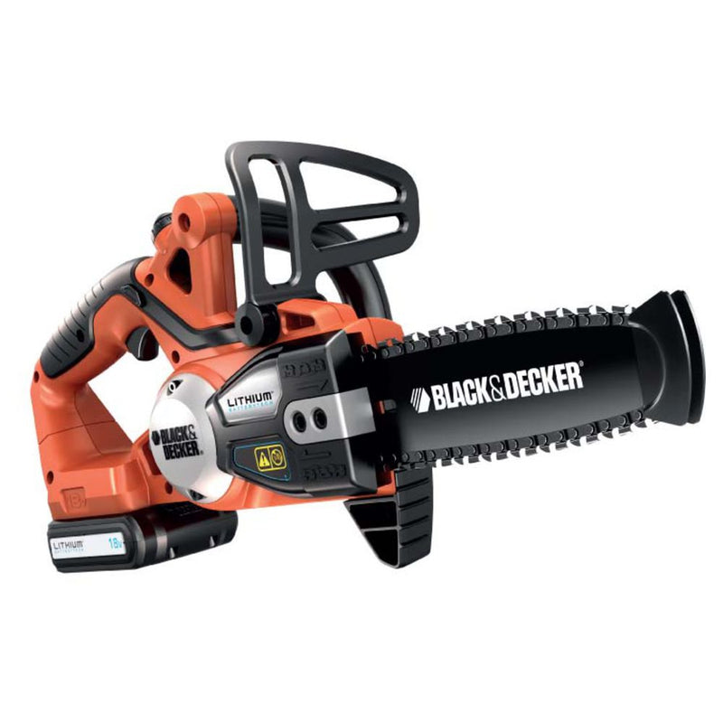 Black & Decker 18v Li-ion Cordless Chainsaw GKC1820L