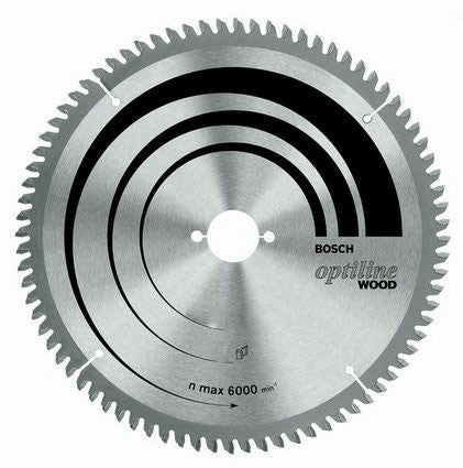 Bosch Optiline Wood Circular Saw Blade 8 1/4 Inch (210mm) 40t