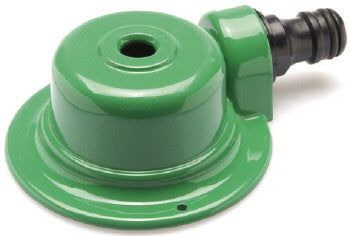 Circular Metal Green Sprinkler