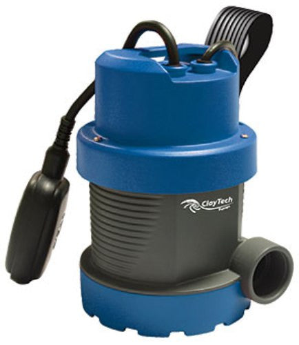 ClayTech BlueSub6 Cleanwater Submersible Pump