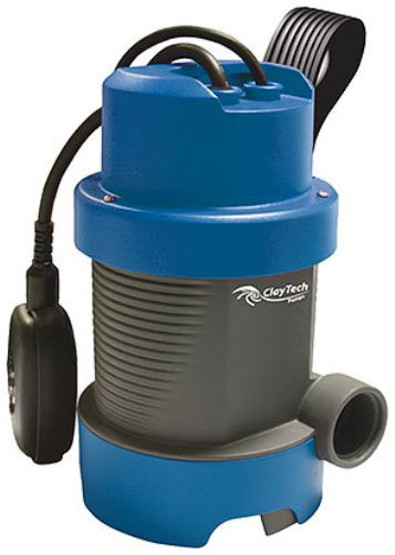 Claytech ProVort500 Greywater Submersible Pump